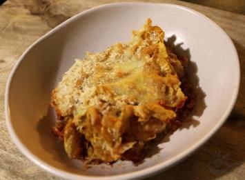 Cornflake Crusted Chicken Casserole