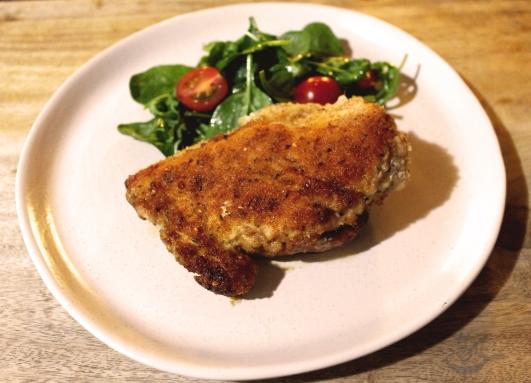 Home made Chicken Kiev